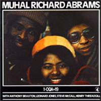 CD cover of Muhal Richard Abrams 1-OQA+19