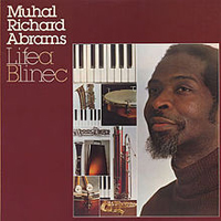 CD cover of Muhal Richard Abrams LIFEA BLINEC