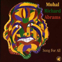 CD cover of Muhal Richard Abrams SONG FOR ALL, Cover Art: Muhal Richard Abrams