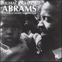 CD cover of Muhal Richard Abrams YOUNG AT HEART WISE IN TIME